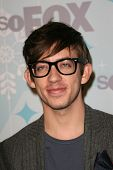 Kevin McHale at the 2011 FOX Winter All-Star Party, Villa Sorriso, Pasadena, CA. 01-11-11