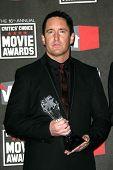 Trent Reznor at the 16th Annual Critics' Choice Movie Awards Press Room, Hollywood Palladium, Hollywood, CA. 01-14-11