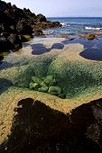 Spain Landscape Rock Stone Sky C