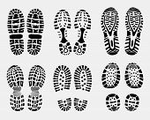 print of shoe