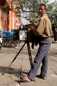 Street Photographer In India