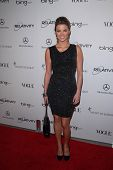 Amber Lancaster at the 2011 Art Of Elysium