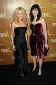 Little Big Town at the 44th Annual CMA Awards, Bridgestone Arena, Nashville, TN.  11-10-10
