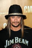 Kid Rock  at the 44th Annual CMA Awards, Bridgestone Arena, Nashville, TN.  11-10-10