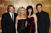 Little Big Town at the 44th Annual CMA Awards, Bridgestone Arena, Nashville, TN.  11-10-10