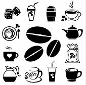 Coffee Icon Set 01
