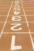 Arena Sport Running Race Track