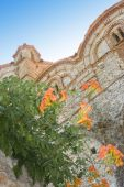 Mystras Greece Destination poster