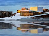 National Oslo Opera House, Norway