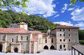Monastery Of St. Toribio Of Liebana.