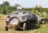 German Half-track Armored Personnel Sdkfz 250