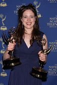 LOS ANGELES - JUN 20:  Jessica Honor Carleton at the 2014 Creative Daytime Emmy Awards at the The We