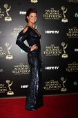 LOS ANGELES - JUN 22:  Heather Tom at the 2014 Daytime Emmy Awards Arrivals at the Beverly Hilton Ho
