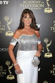BEVERLY HILLS - JUN 22: Kate Linder at The 41st Annual Daytime Emmy Awards Press Room at The Beverly
