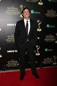 LOS ANGELES - JUN 22:  Daniel Goddard at the 2014 Daytime Emmy Awards Press Room at the Beverly Hilt