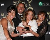 LOS ANGELES - JUN 22:  Un Nuevo Dia - Outstanding Morning Show - Spanish at the 2014 Daytime Emmy Aw
