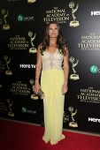 BEVERLY HILLS - JUN 22: Melissa Claire Egan at The 41st Annual Daytime Emmy Awards at The Beverly Hi