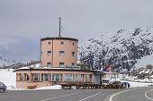 Simplon Pass Cafe