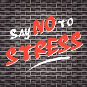 No Stress Graffiti