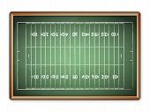 Blackboard Football