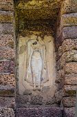 Ruin Buddha Image