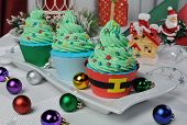 Christmas Muffins