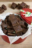 Handmade Chocolate Fudge