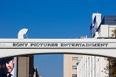 Sony Pictures Studios Entrance