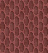 image of marsala  - Marsala color perforated paper with cut out effect - JPG