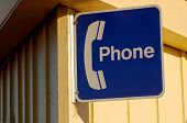 picture of hookup  - phone sign on a pier in monterey - JPG