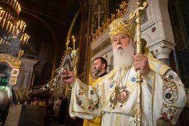 picture of baptism  - KIEV UKRAINE  - JPG