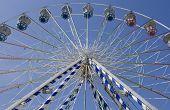 Under Ferris Wheel