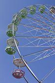 Close-up Ferris Wheel