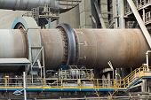 Huge Factory Pipe