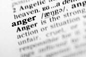 Anger (the Dictionary Project)