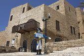 Jaffa St. Peter Church in Jaffa (Jopa) Old City in Israel