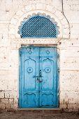 Doorway In Massawa Eritrea Ottoman Influence