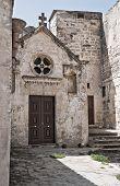 St. Anthony Abbot Church. Matera. Basilicata.