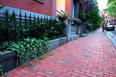Beacon Hill, Boston...