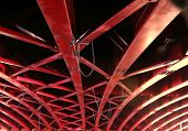 Massive Girder Bridge