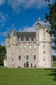 Castle Fraser In Schottland