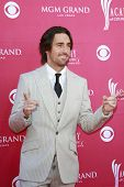 LAS VEGAS - APRIL 5: Jake Owen at the 44th annual Academy Of Country Music Awards held at the MGM Grand on April 5, 2009 in Las Vegas, Nevada