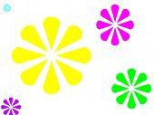 Icon Flowers