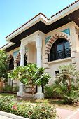 pic of villa  - The Arabic style modern villa at luxury hotel Dubai UAE - JPG