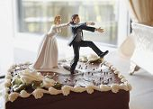 Funny Wedding Cake
