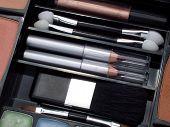Makeup Brushes - Extreme Closeup