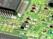 Macro Electronic Circuit