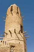 Tower Of The Mosque Of The Ksar