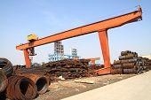 Steel Iron Warehouse