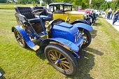 oldtimer car rally
